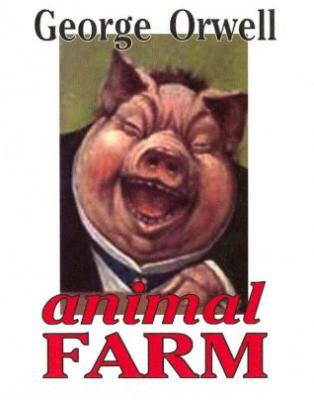 does orwell present napoleon - george orwell's animal farm george orwell wrote 'animal farm' as an allegory, which is a simple story, with a more complicated idea running alongside it in this case, it is a story about a group of pigs taking over a farm, and the story of the russian revolution is told underneath it.
